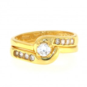 Indian/Asian Ring Set (Pre-Owned)