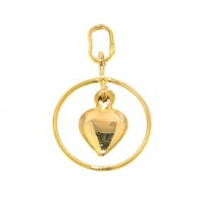 English Heart Pendant (Pre-Owned)