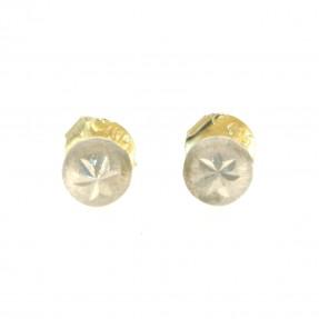 English Stud Earrings (Pre-owned)