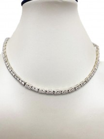 Diamond Necklace (Pre-Owned)
