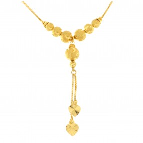 22ct Real Gold Asian/Indian/Pakistani Style Necklace